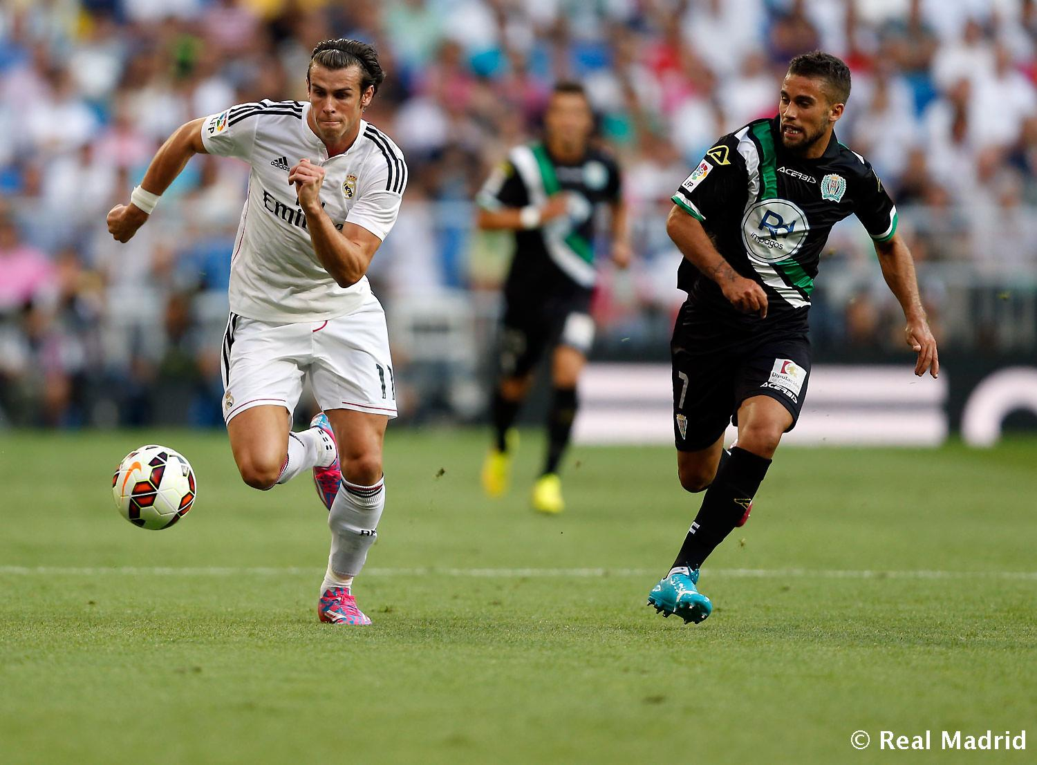 Real Madrid - Real Madrid - Córdoba - 25-08-2014
