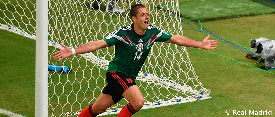Chicharito Hernández, Real Madrid's New Player