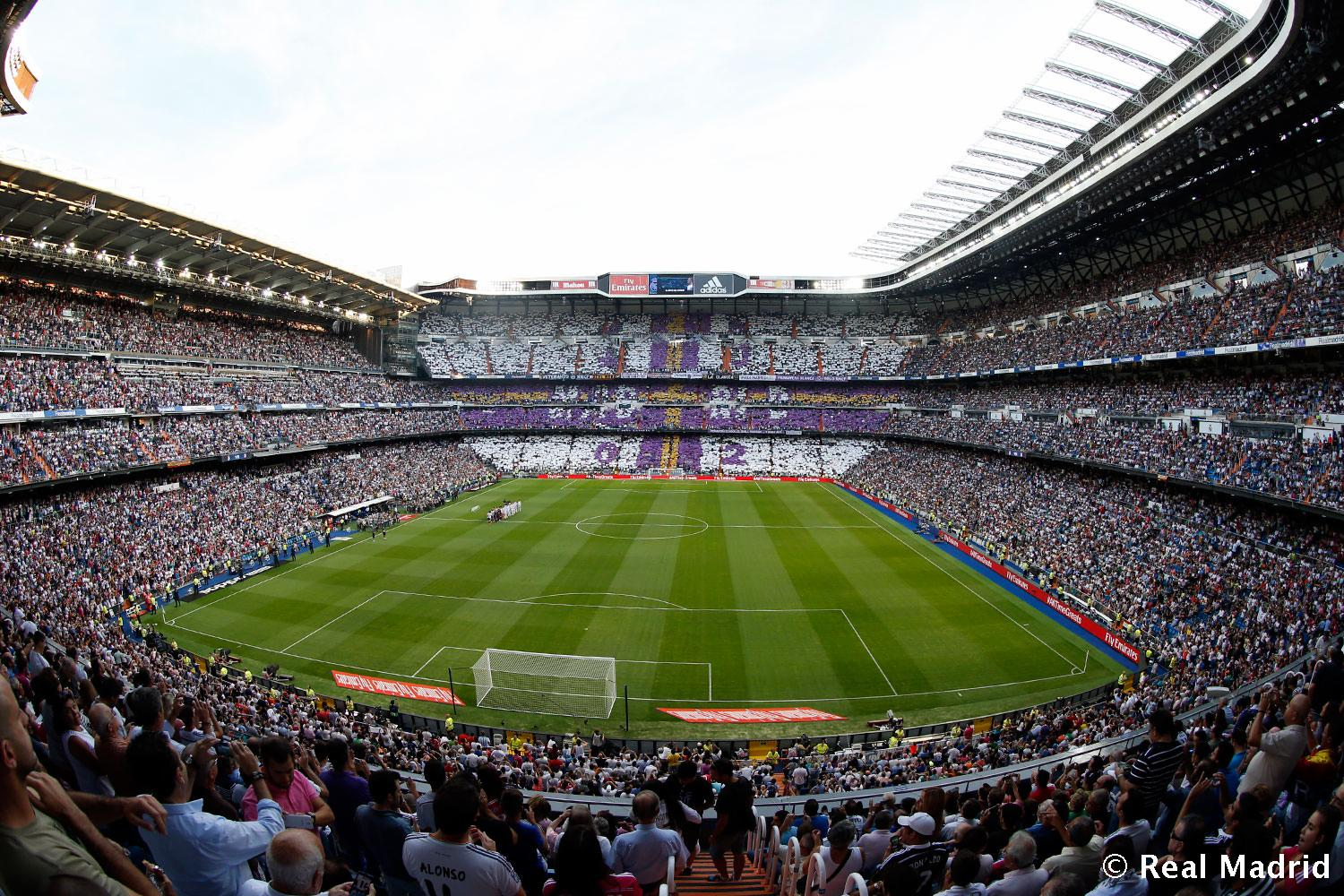 Real Madrid - Real Madrid - Atlético de Madrid - 13-09-2014