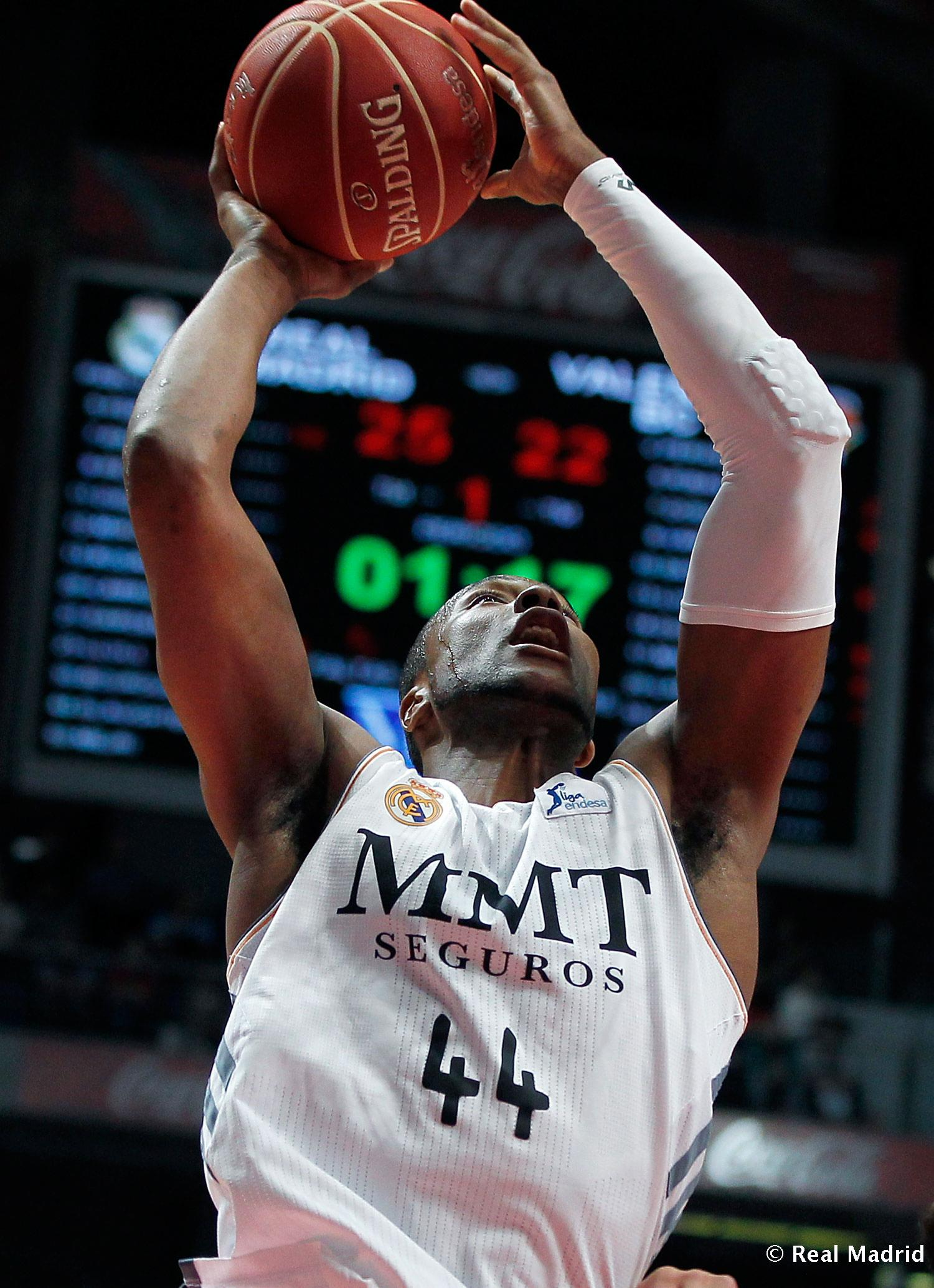 Real Madrid - Marcus Slaughter - 21-08-2014