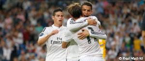 5-1: A goal fest and top-of-the-group start for Real Madrid