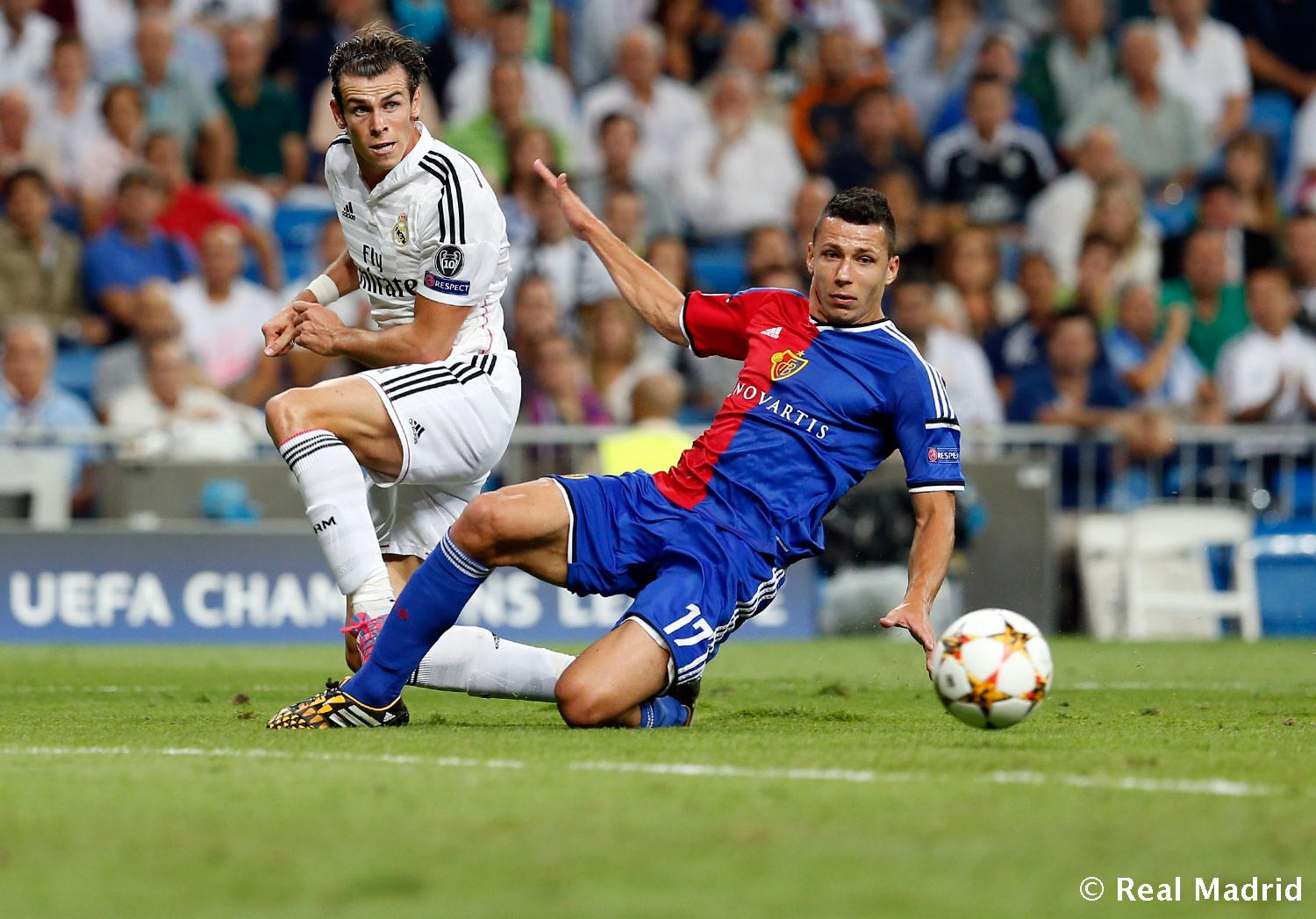 Real Madrid - Real Madrid - Basilea - 17-09-2014