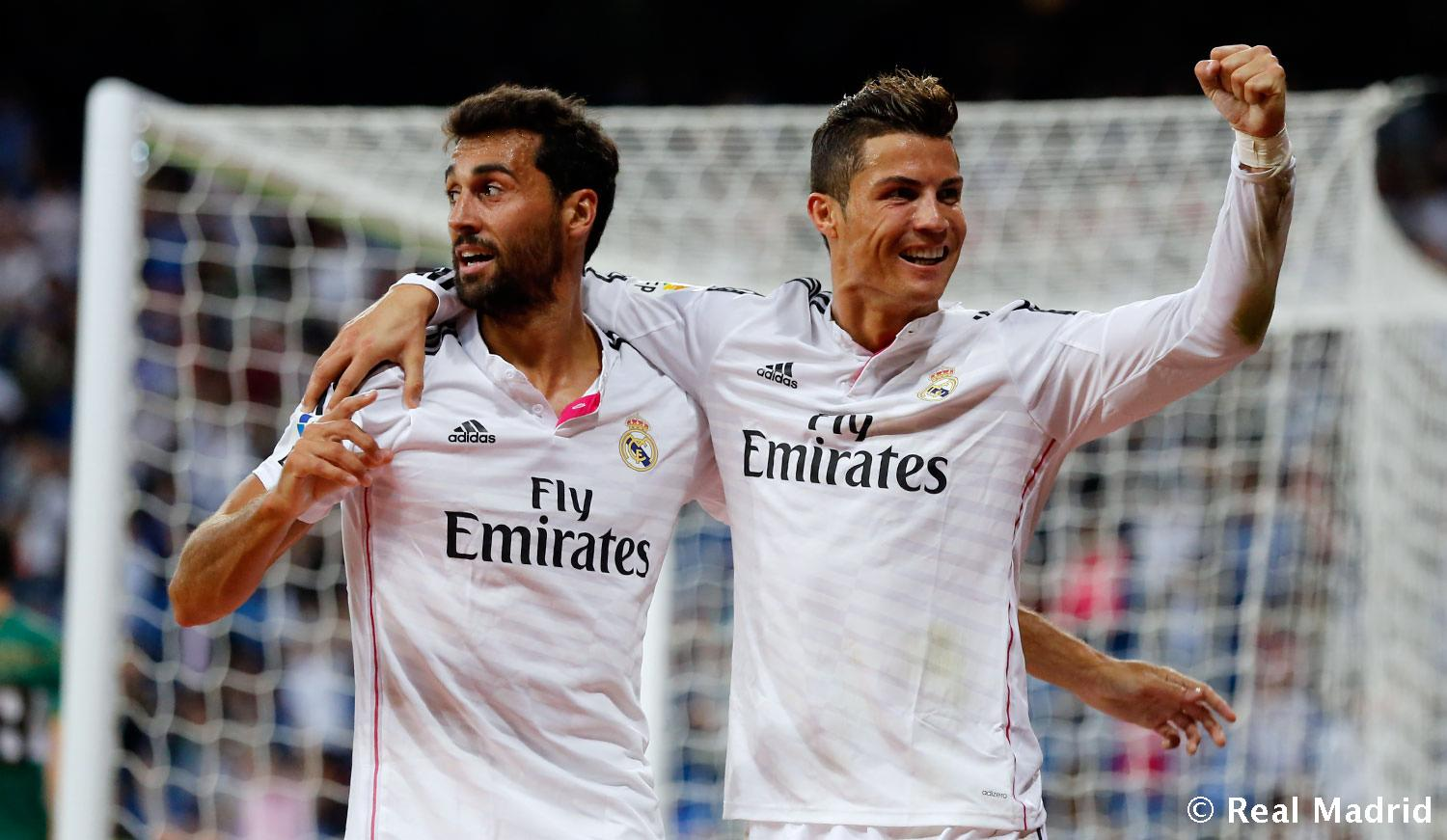 Real Madrid - Real Madrid - Elche - 23-09-2014