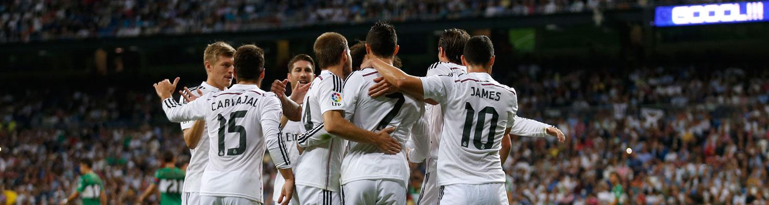 Real Madrid - Elche