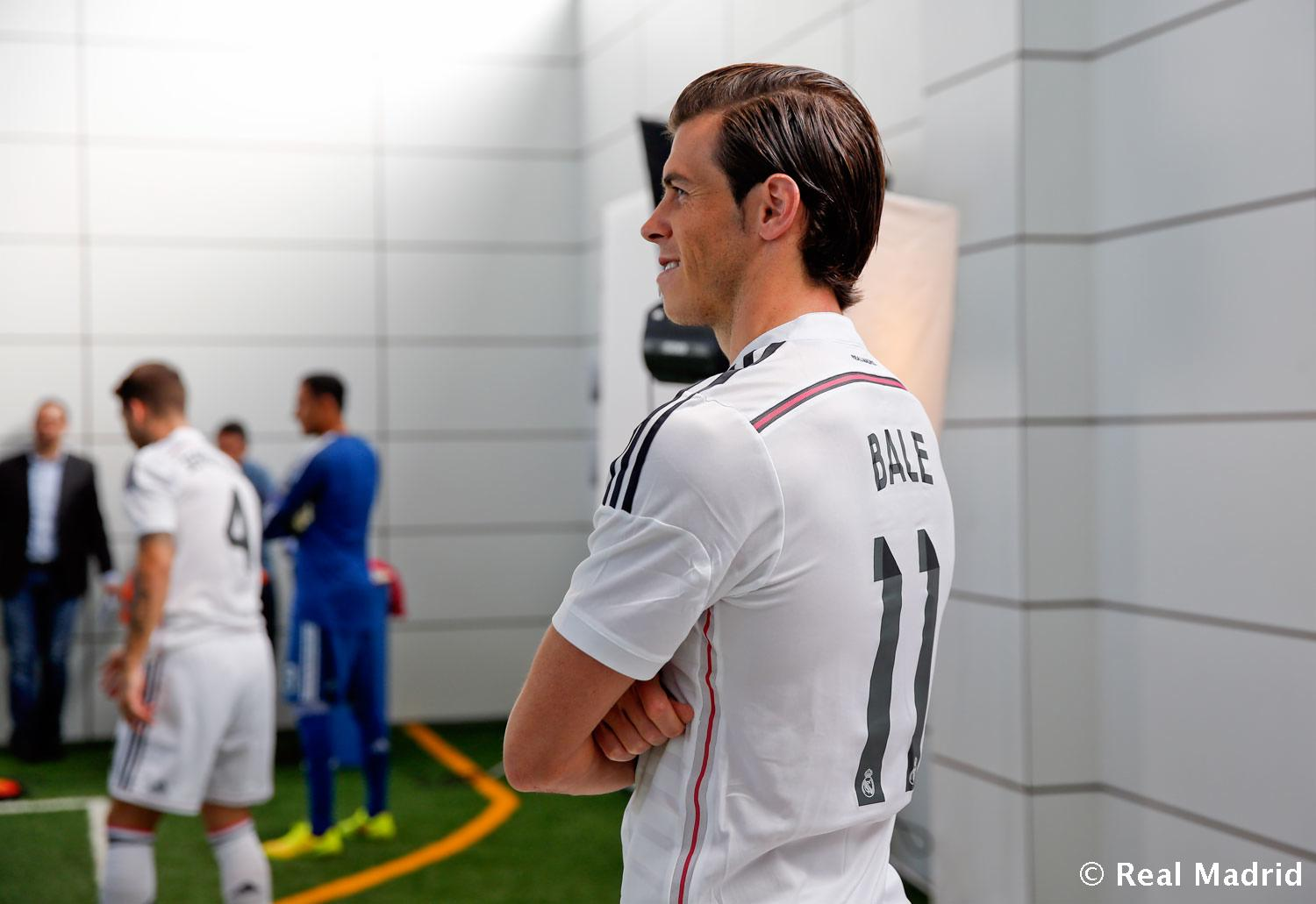 Real Madrid - Making of de la foto oficial 14/15 - 25-09-2014