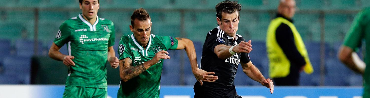 Ludogorets - Real Madrid