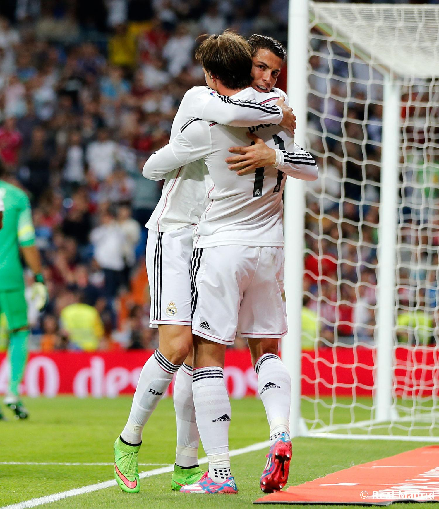 Real Madrid - Real Madrid - Athletic Club - 05-10-2014