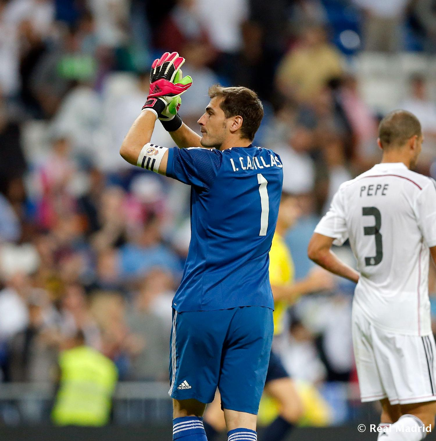 Real Madrid - Real Madrid - Athletic Club - 06-10-2014