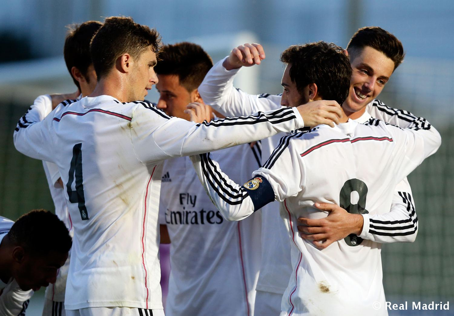 Real Madrid - Real Madrid Castilla - Leioa - 11-10-2014