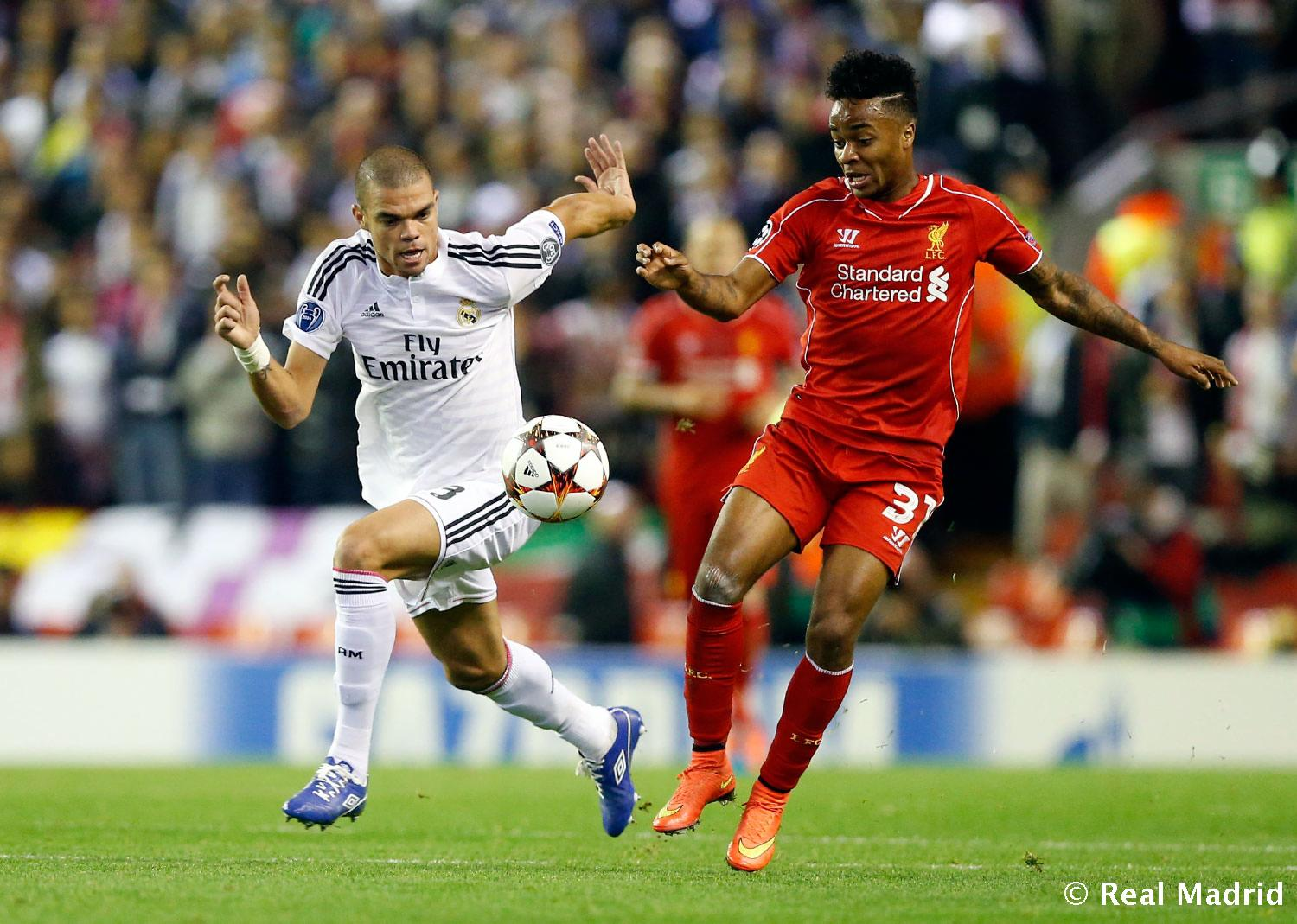 Real Madrid - Liverpool - Real Madrid - 22-10-2014