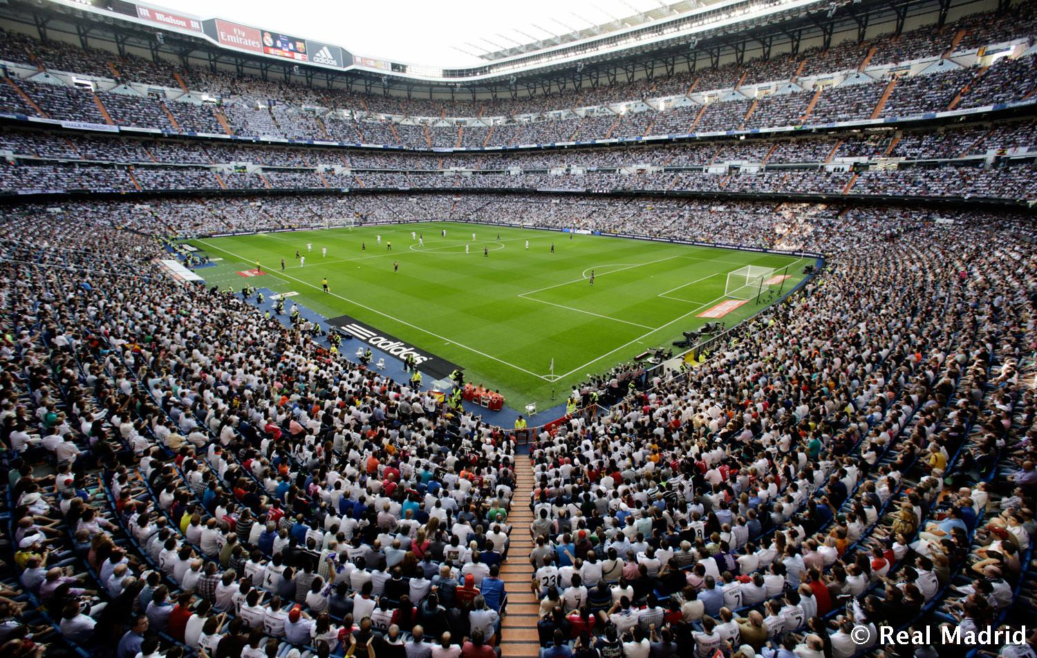 Real Madrid - Real Madrid - Barcelona - 25-10-2014