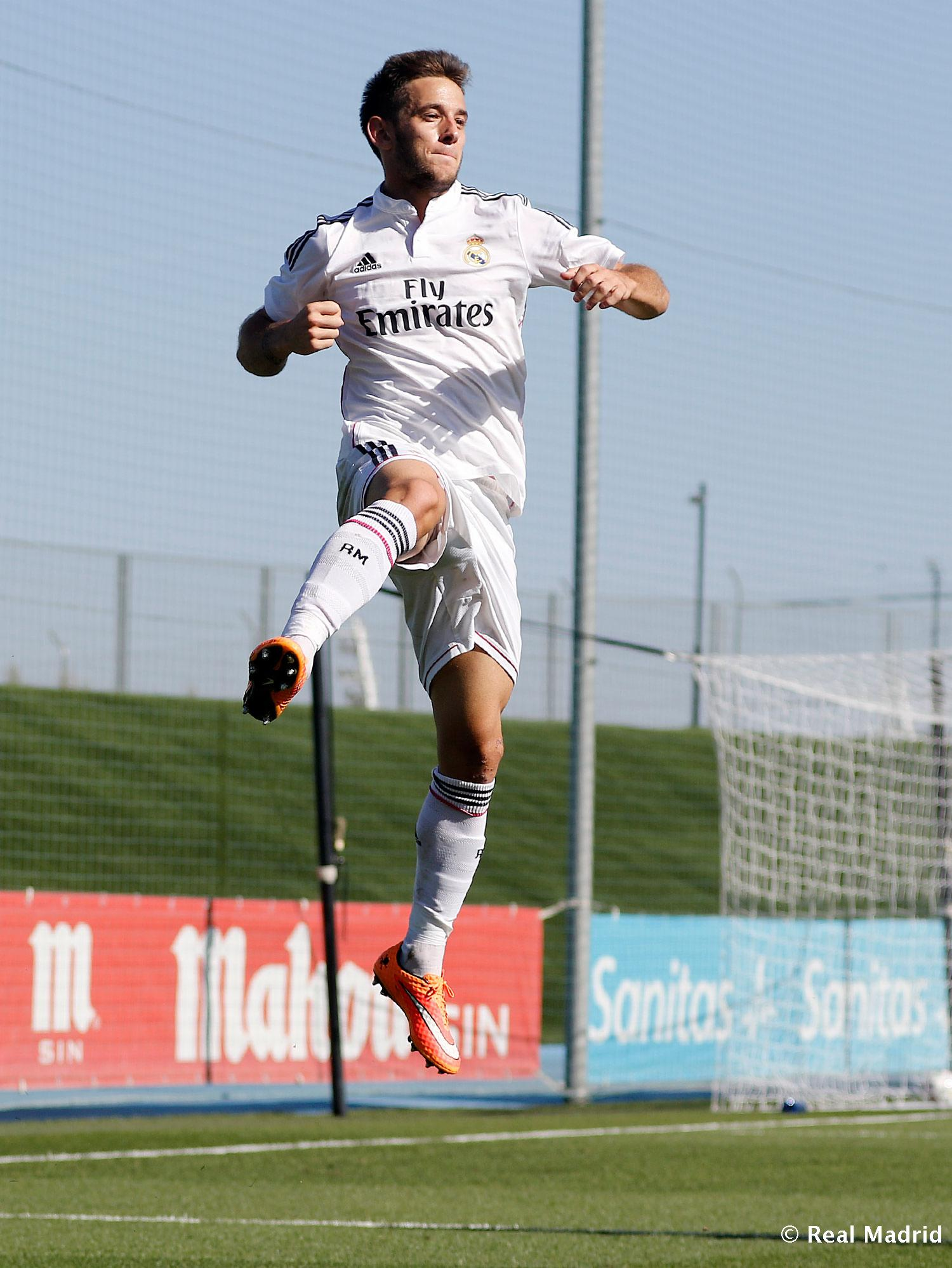 Real Madrid - Real Madrid Castilla - Huesca - 26-10-2014
