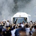 Rapturous welcome for Real Madrid