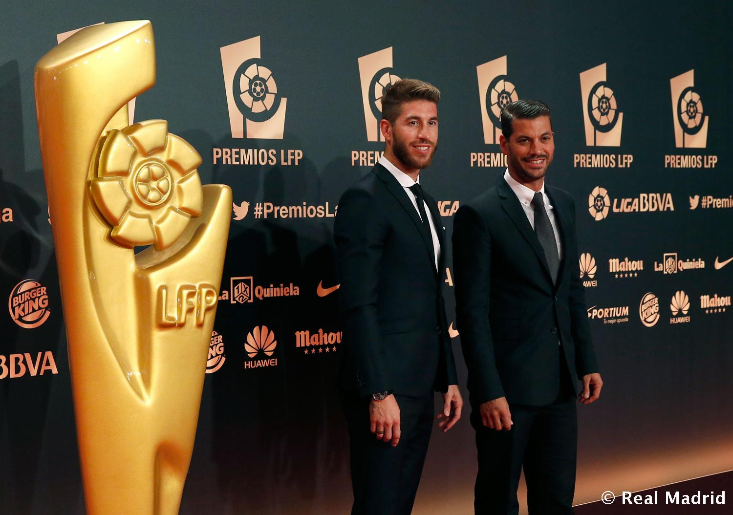 Real Madrid - Gala LFP 2014 - 28-10-2014