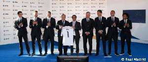 Real Madrid present agreement with IPIC
