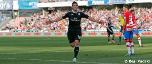 Amazing goal by James against Granada