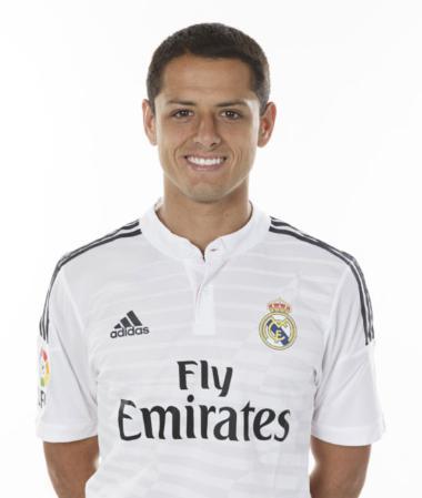 low priced 2ec16 f7320 Chicharito   Real Madrid CF