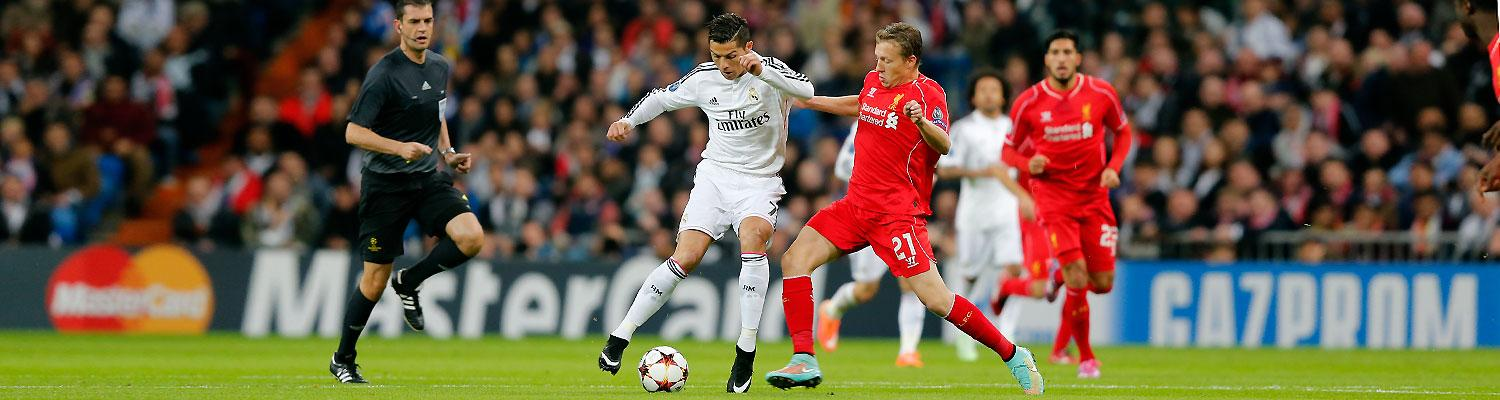 Real Madrid - Liverpool