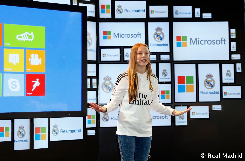 Microsoft Real Madrid