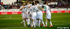 0-4: Leaders thrash Eibar at Ipurua and remain unstoppable