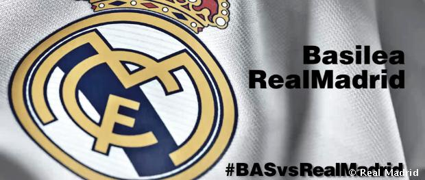 Basilea - Real Madrid
