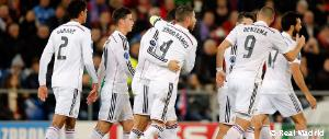 0-1: Ronaldo seals the top spot for Madrid's passage into the Round of 16