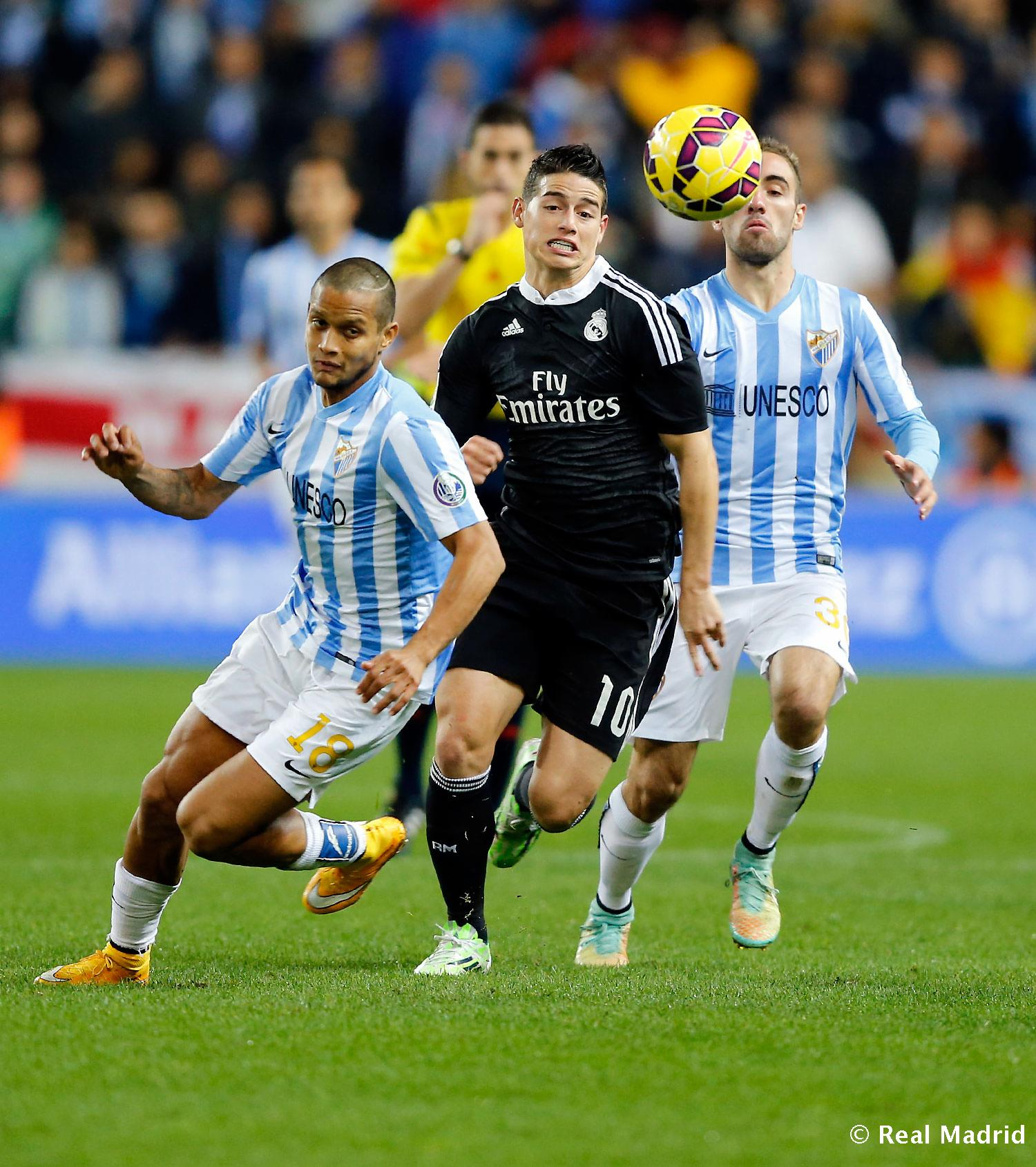 Real Madrid - Málaga - Real Madrid - 29-11-2014
