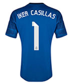 Camisola do Iker Casillas