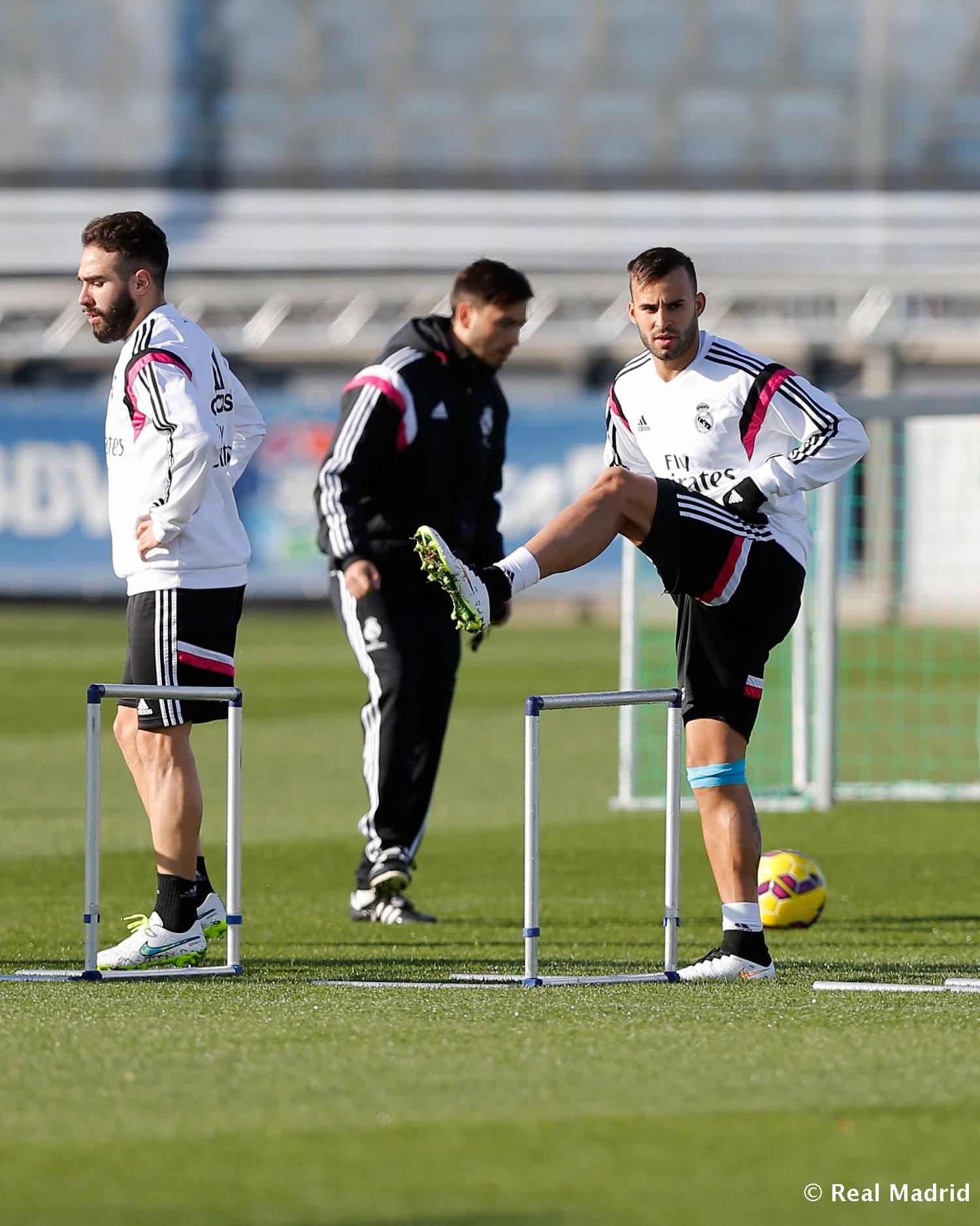 Real Madrid - Entrenamiento del Real Madrid - 04-12-2014