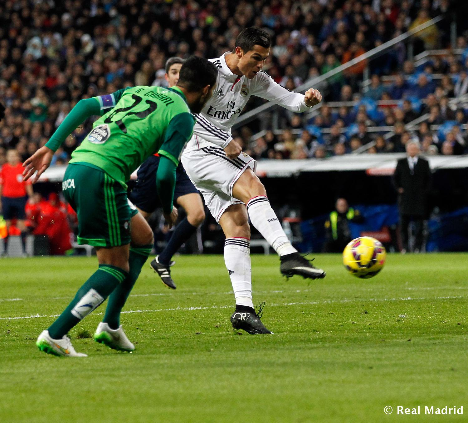 Real Madrid - Real Madrid - Celta - 06-12-2014