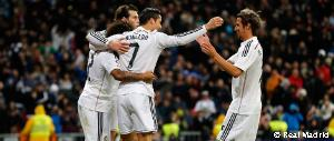 3-0: No let-up from the leaders as Cristiano Ronaldo hits a hat-trick