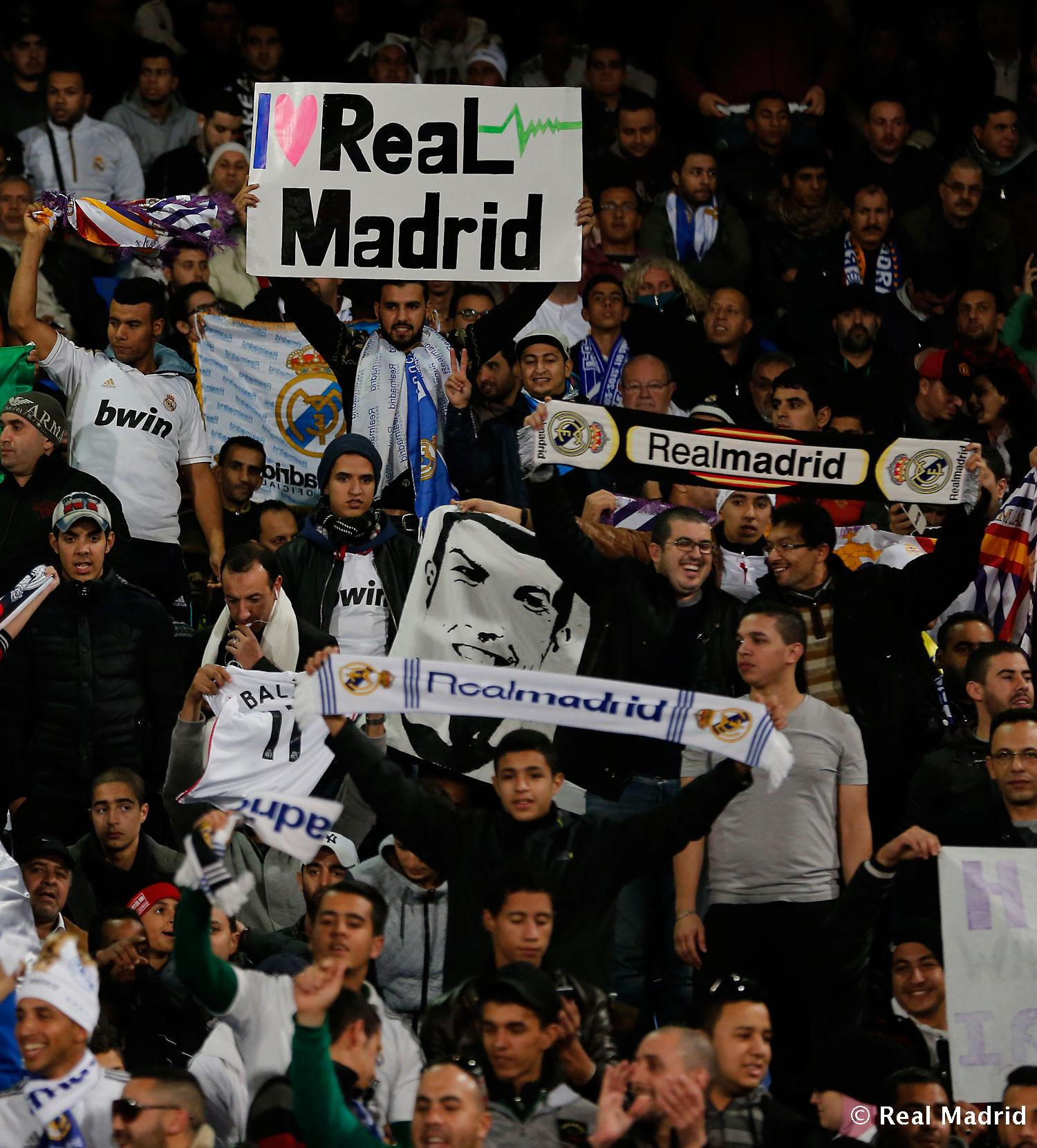 Real Madrid - Cruz Azul - Real Madrid - 16-12-2014