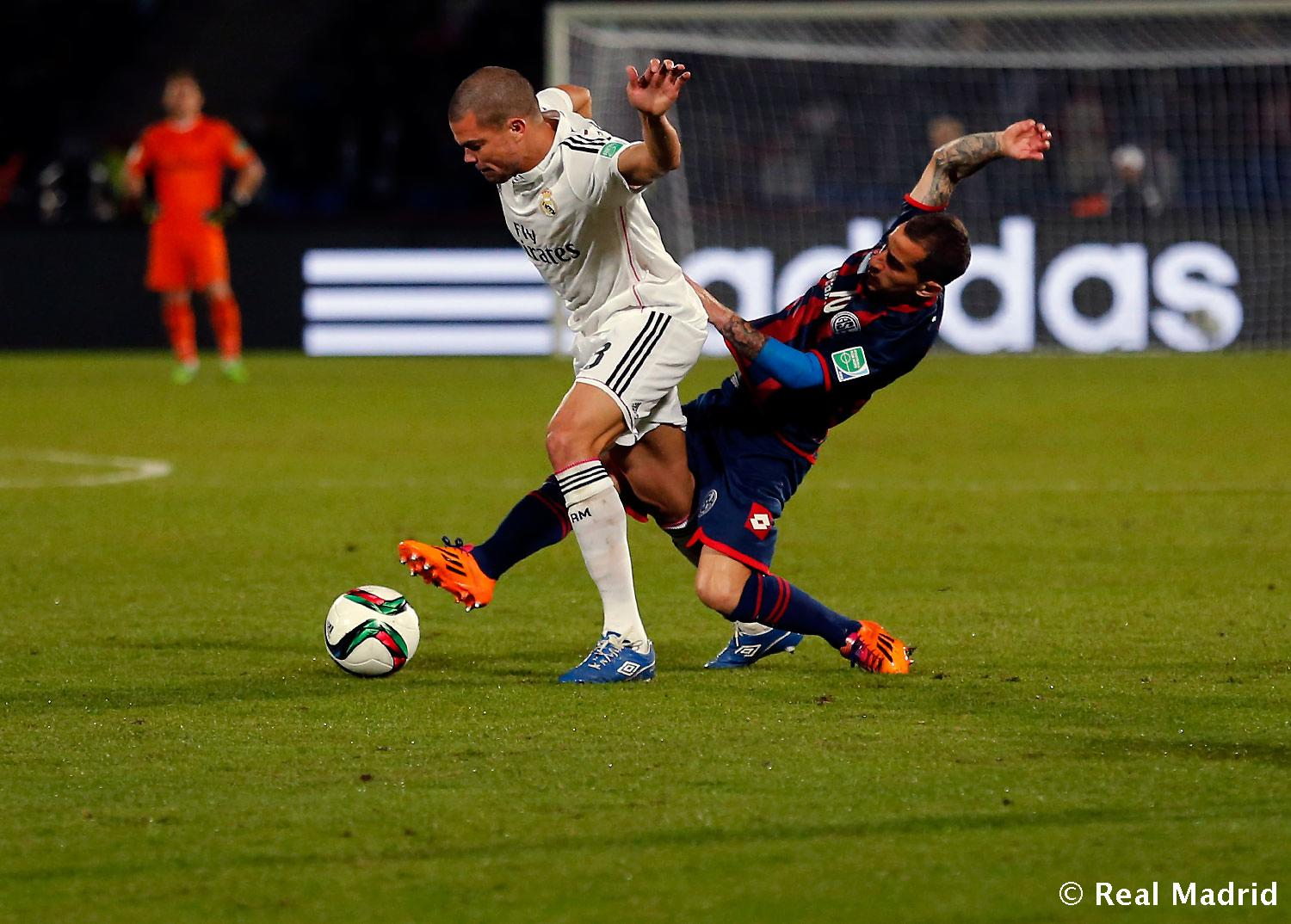 Real Madrid - Real Madrid - San Lorenzo - 20-12-2014