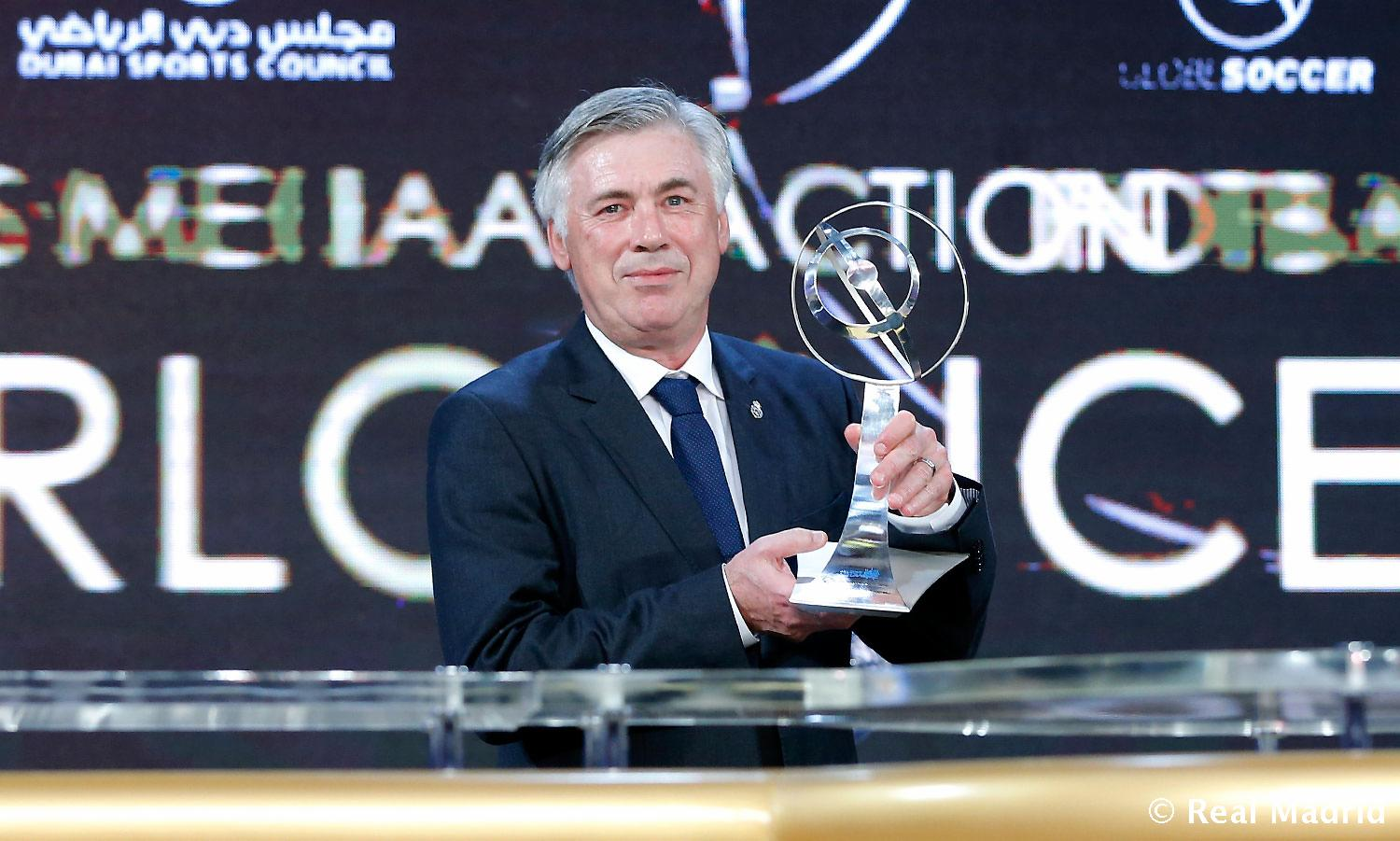 Real Madrid - Globe Soccer Awards - 29-12-2014