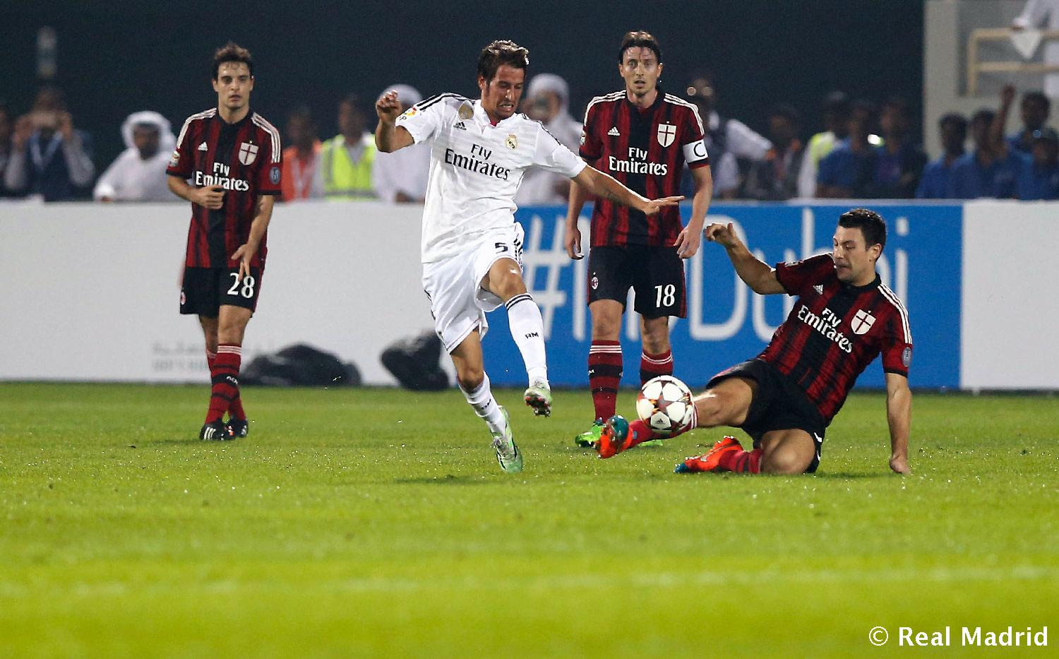 Real Madrid - Real Madrid - Milan - 30-12-2014
