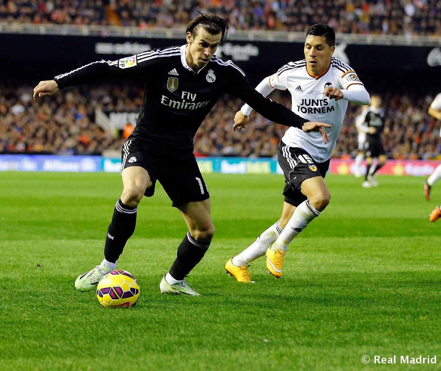 Real Madrid - Valencia - Real Madrid - 04-01-2015