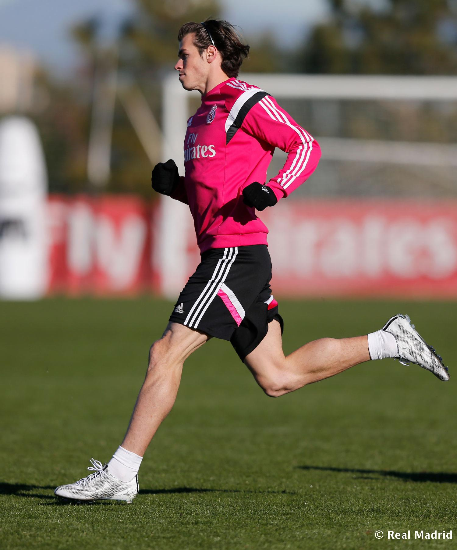 Real Madrid - Entrenamiento del Real Madrid - 09-01-2015