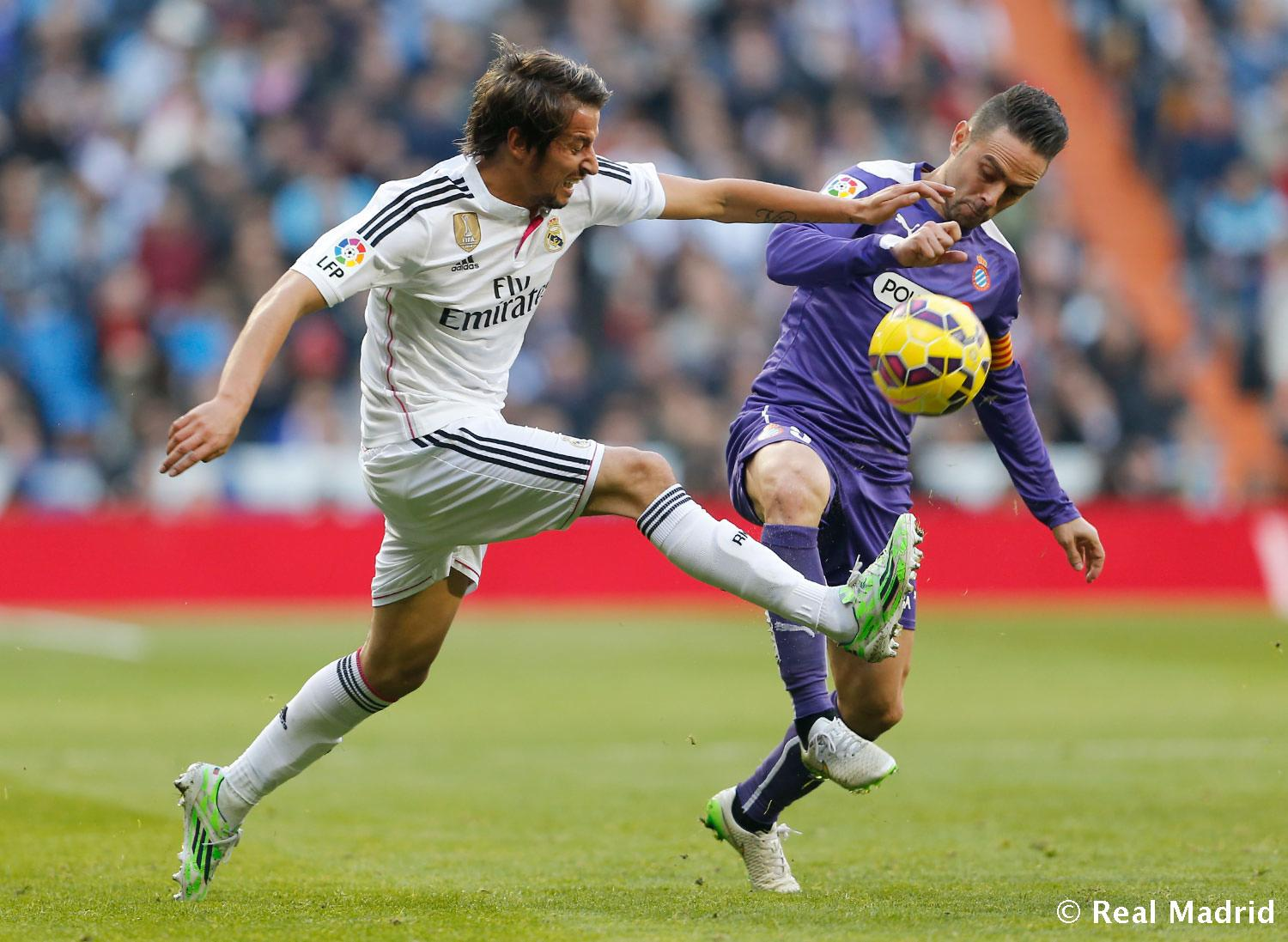 Real Madrid - Real Madrid - Espanyol - 10-01-2015