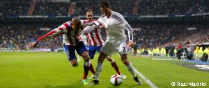 2-2: Real Madrid tried up until the final whistle