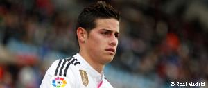 James's two perfect assists against Getafe