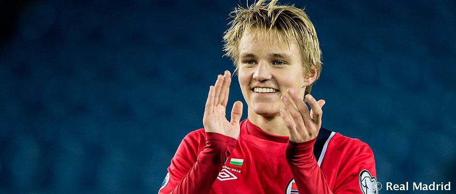 Martin Odegaard Best Goals And Plays Real Madrid