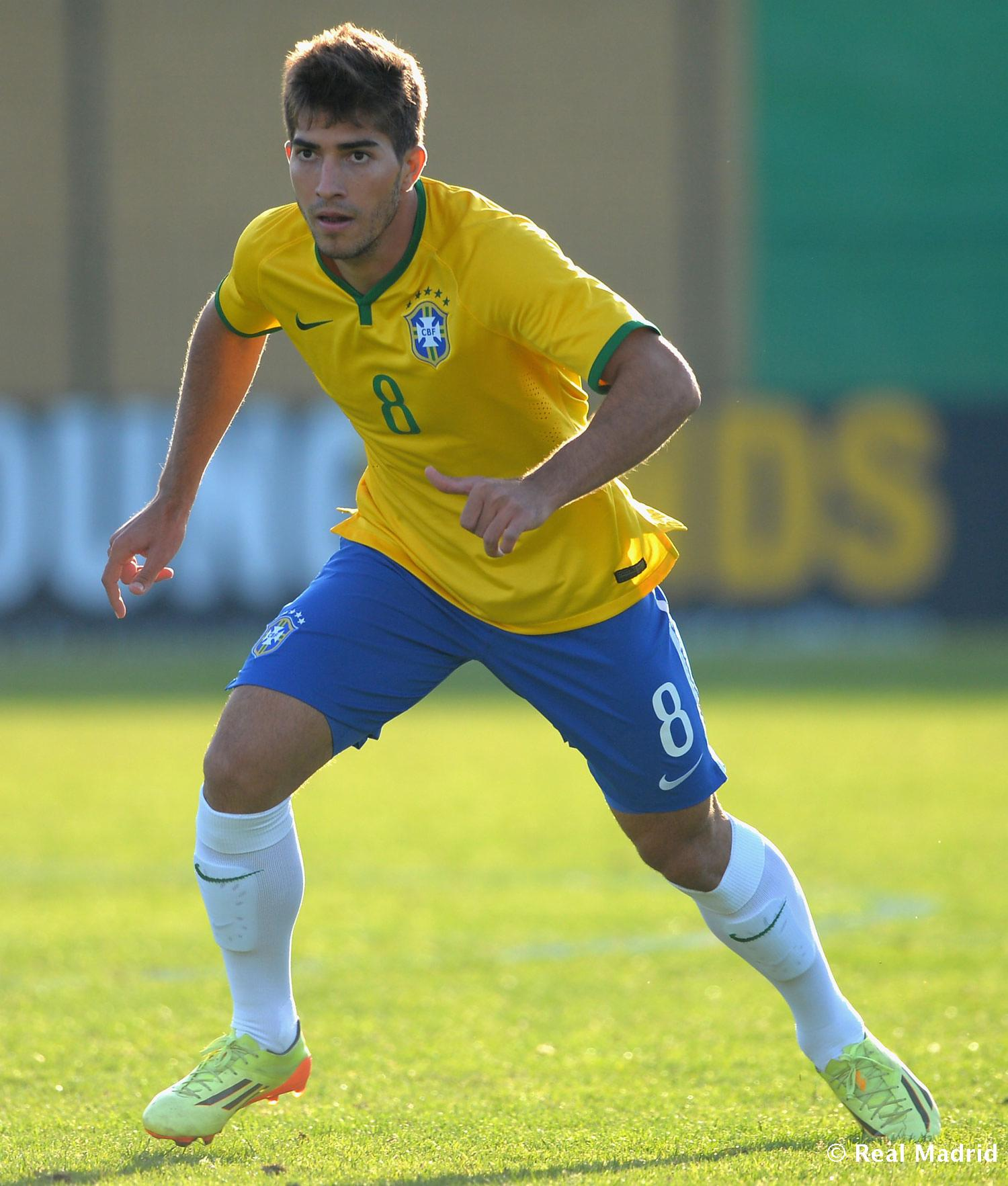 Lucas Silva: Real Madrid CF