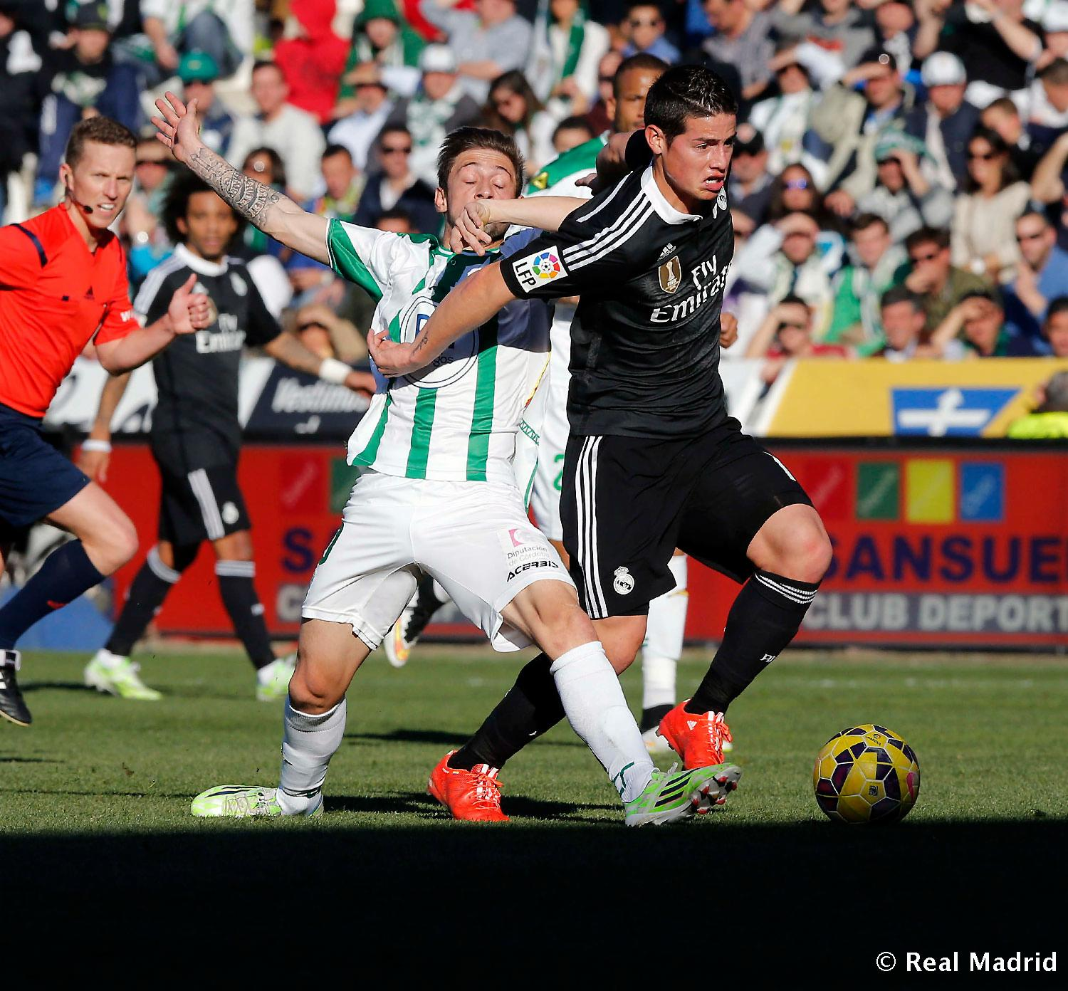 Real Madrid - Córdoba - Real Madrid - 24-01-2015