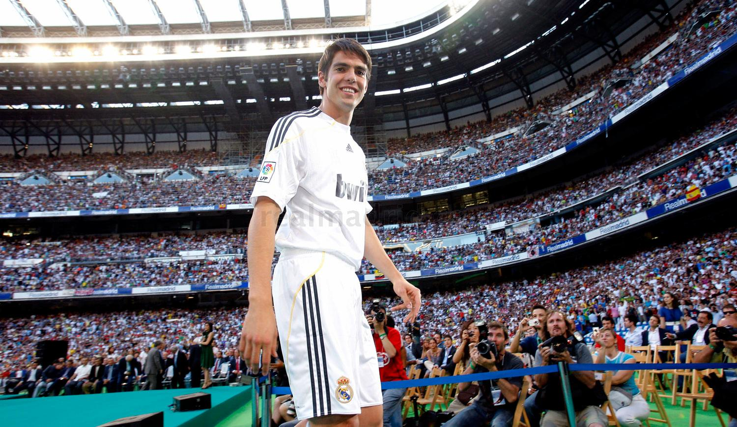 Real Madrid - Kaká - 03-02-2015