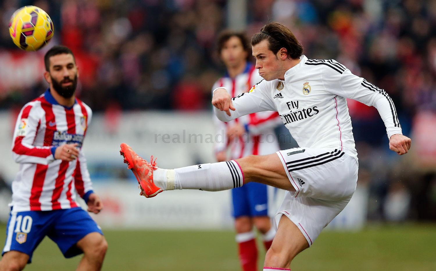 Real Madrid - Atlético de Madrid - Real Madrid - 07-02-2015
