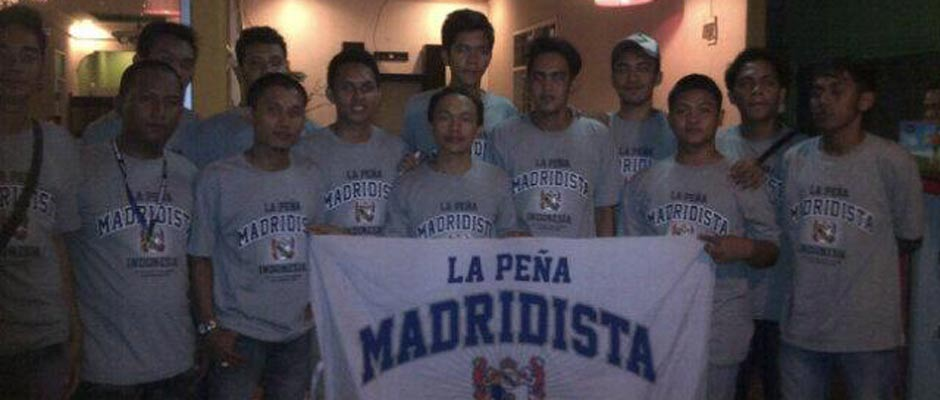 The Real Madrid Indonesian Supporters Club