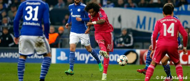 Schalke 04 - Real Madrid