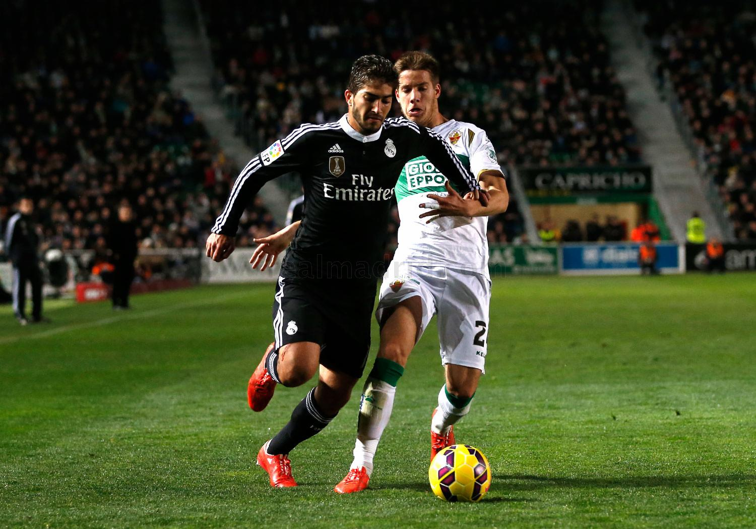 Real Madrid - Elche - Real Madrid - 22-02-2015