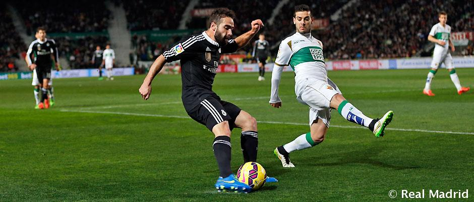 Elche - Real Madrid