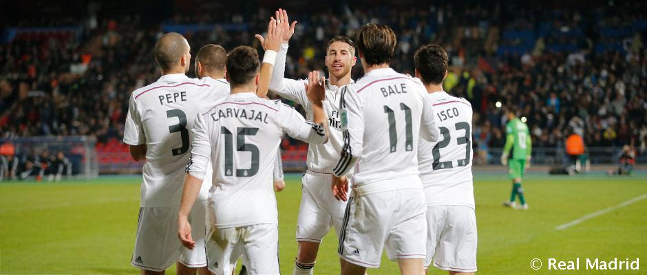 Real Madrid Boast 20 Clean Sheets This Season Real Madrid Cf